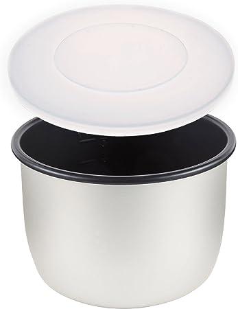 Amazon.com: Tapa de silicona/Cubierta – Compatible con Crock ...