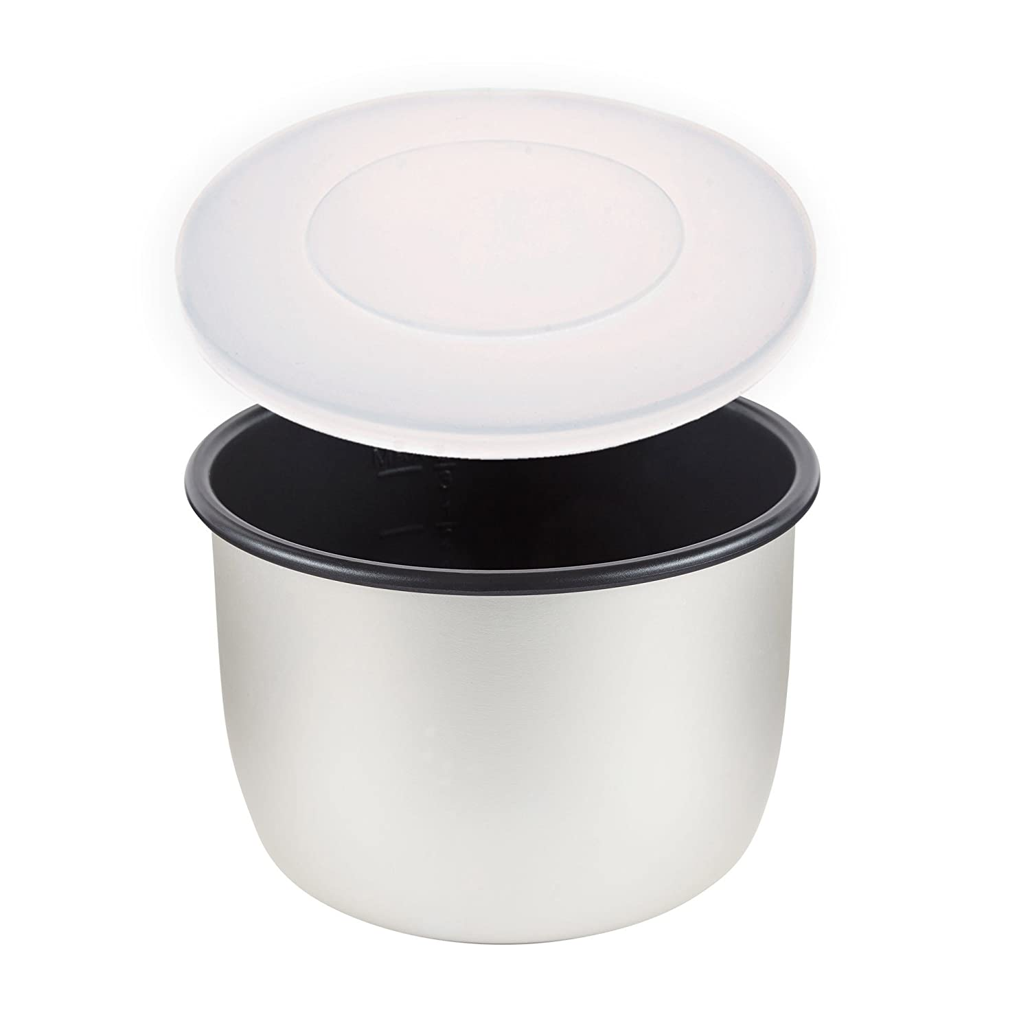 Silicone Lid/Cover - Compatible with Crock-Pot (TM) 6 Qt 8-in-1 Multi-Use Express Crock Slow Cooker/Pressure Cooker/Multi-Cooker (SCCPPC600-V1) - BPA-Free - By Impresa Products