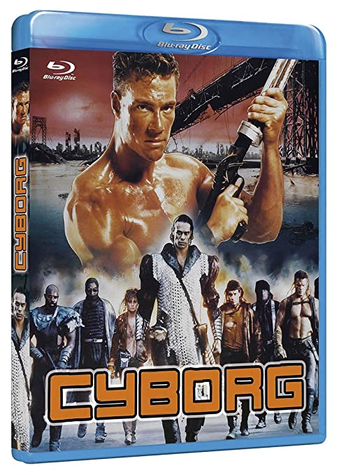 Cyborg BD 1989 [Blu-ray]: Amazon.es: Deborah Richter ...