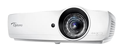 Optoma EH460ST Video - Proyector (4200 lúmenes ANSI, DLP, 1080p (1920x1080), 20000:1, 16:9, 1513,8 - 3878,6 mm (59.6 - 152.7