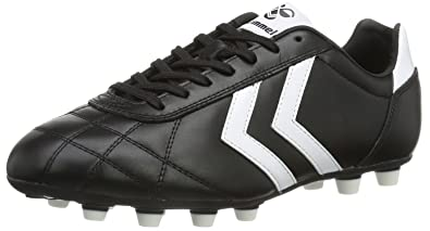 hot sales b99ef 07edd Hummel Unisex Adults OLD SCHOOL STAR - FG Football Shoes multicoloured  Size 5