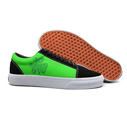 womens Skateboarding Shoes Canvas happy st patrick's day Sport Sneaker