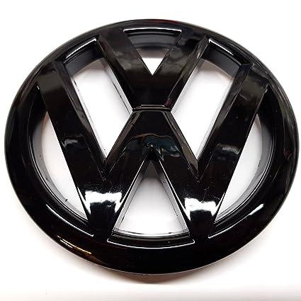 polfr polo 6R rejilla delantera color negro brillante logotipo de ...