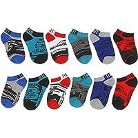 Disney Cars 3 Boys 6 pack Socks (Toddler/Little Kid/Big Kid)