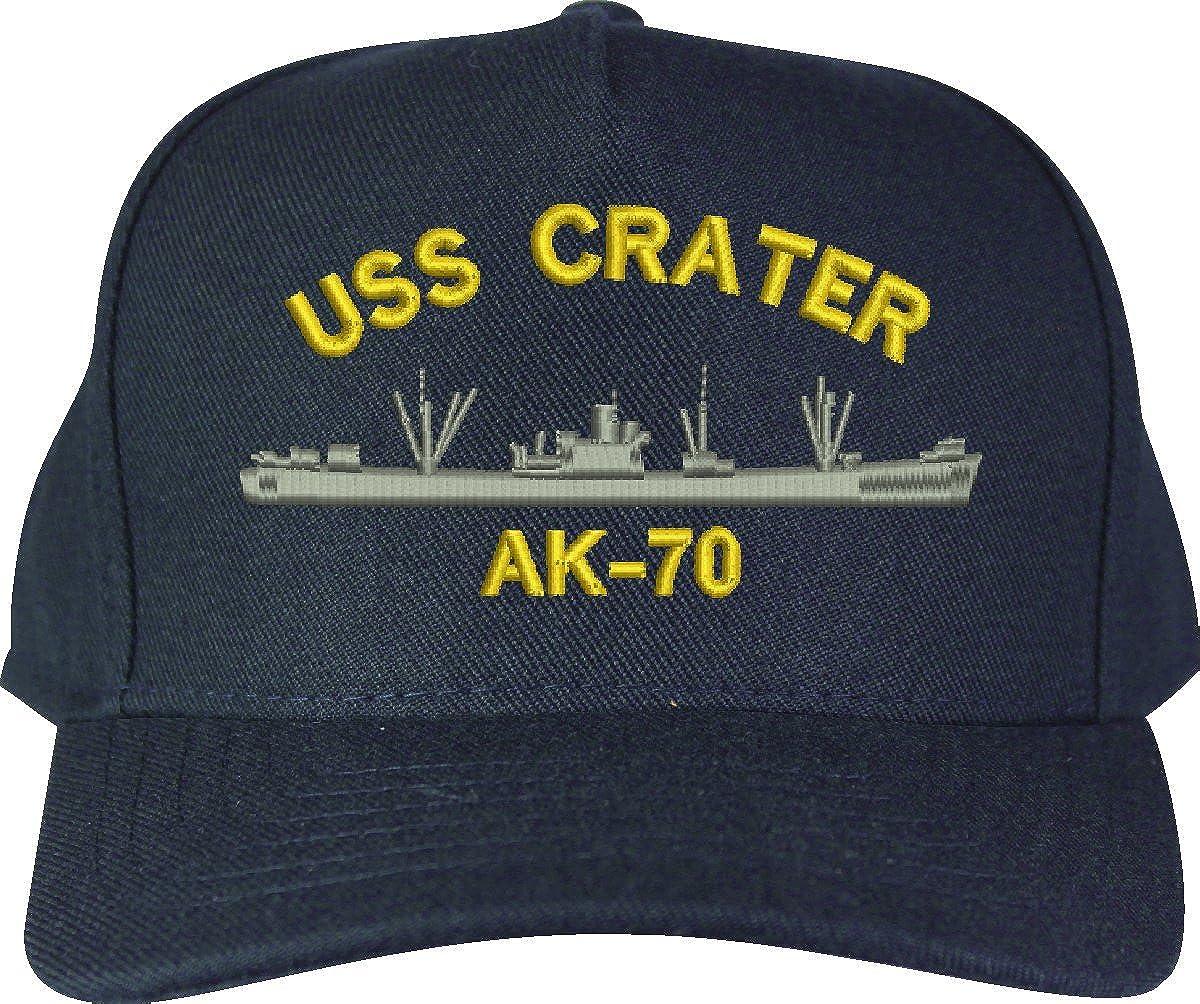 MilitaryBest Custom Crater Class Ship Cap AK
