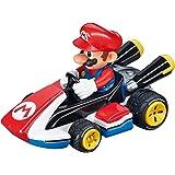 Carrera Pull & Speed 15818310 Official Licensed Nintendo Mario Kart 8 Kids Toy Pull Back Car - Mario