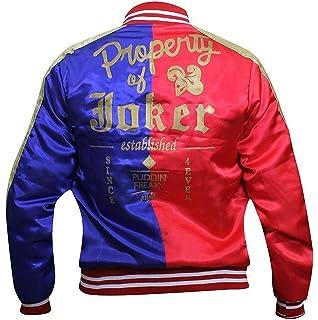 Image result for 'Property of Joker' labeled Jacket