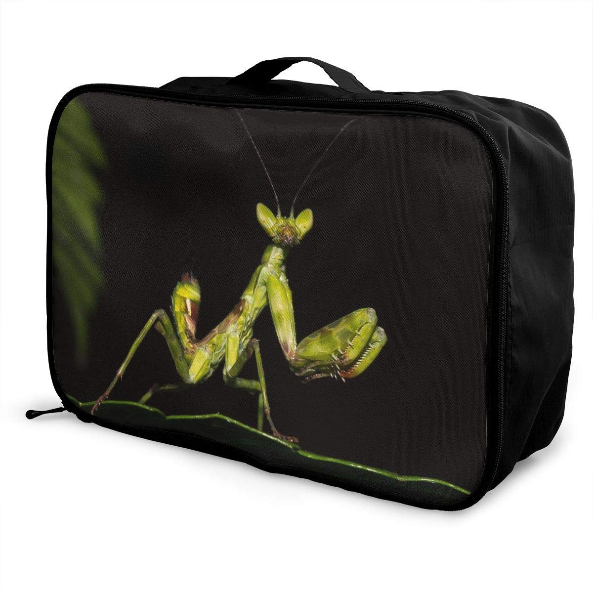 Lightweight Large Capacity Portable Duffel Bag for Men /& Women Mantis Animal Travel Duffel Bag Backpack JTRVW Luggage Bags for Travel