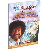 Bob Ross Happy Little Sticker Puzzles