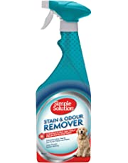 Simple Solution Dog Stain and Odour Remover, 750 ml