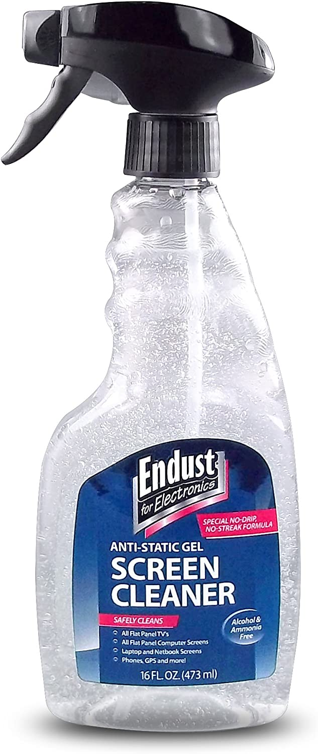 Endust LCD and Plasma Screen Cleaner, 16oz. (11308)