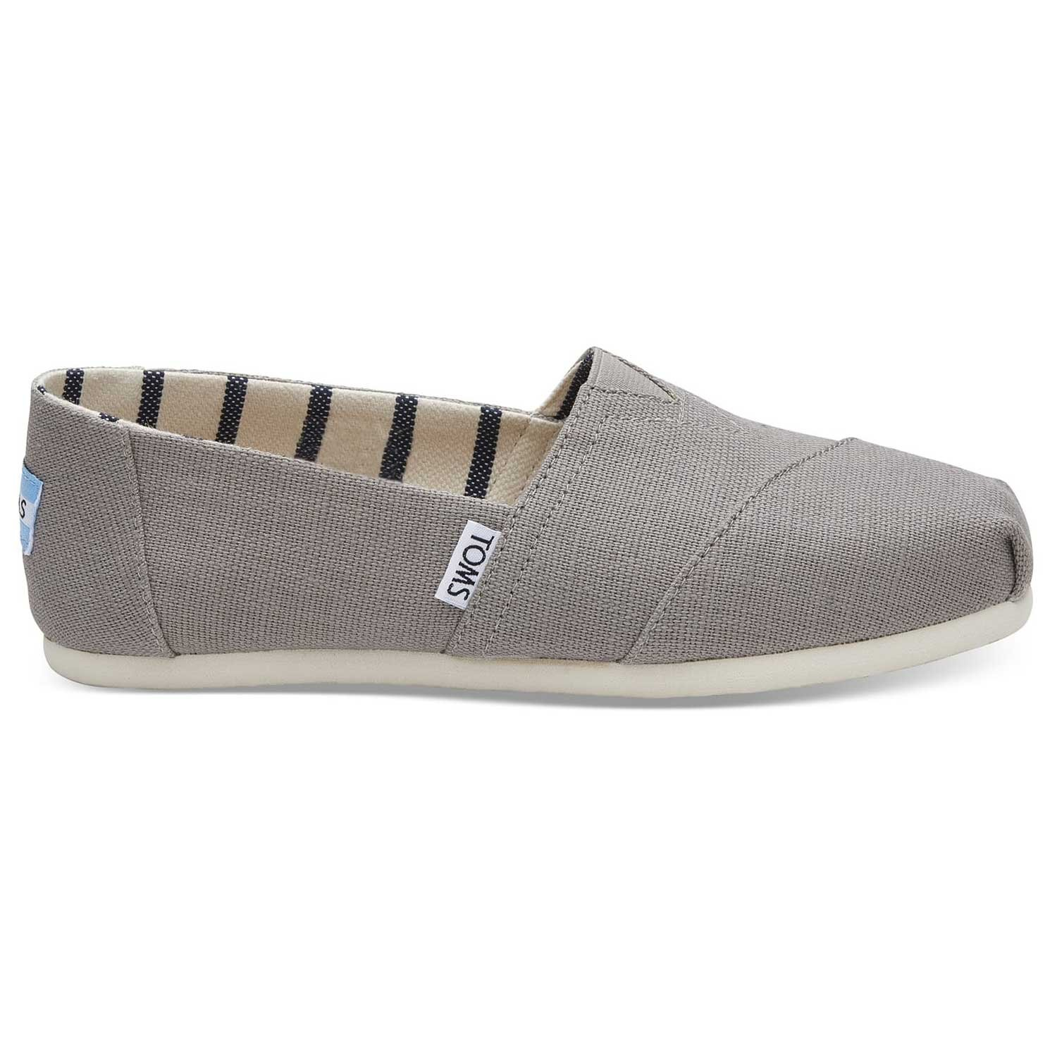 TOMS Women's Morning Dove Heritage Canvas 10011665 (Size: 9)