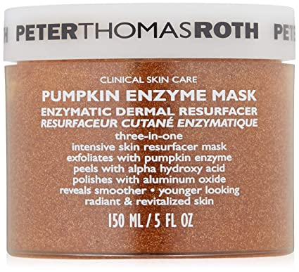Peter Thomas Roth Roth Pumpkin Enzyme Mask 5 Ounce Tapones ...