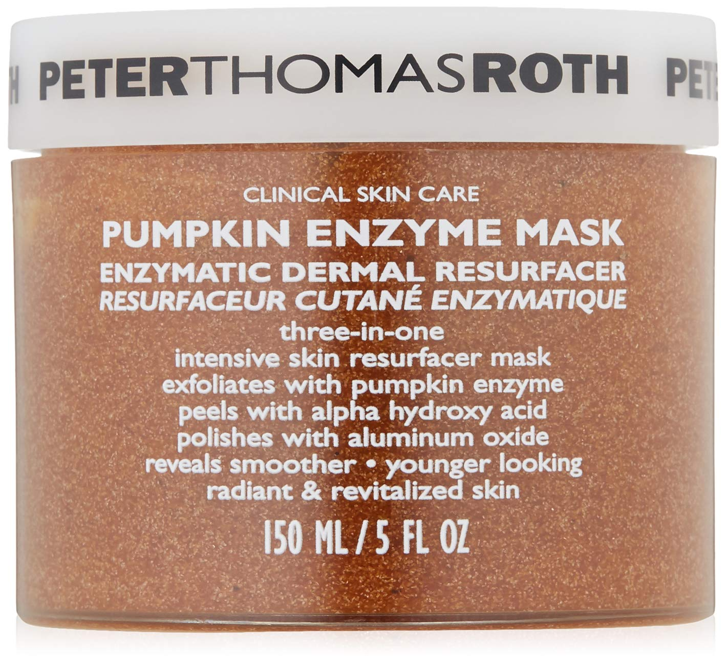 Peter Thomas Roth Pumpkin Enzyme Mask, 5 fl. oz. by Peter Thomas Roth (Image #1)