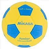 ミカサ スマイルサッカー 3号球(子供用) 軽量 柔らか素材(EVA製) ジュニア サッカーボール SF3J