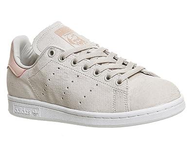 adidas Stan Smith Damen Sneaker Grau