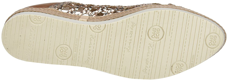 Gioseppo Gioseppo Gioseppo Damen 44151 Sneakers Braun (Cobre) f32119