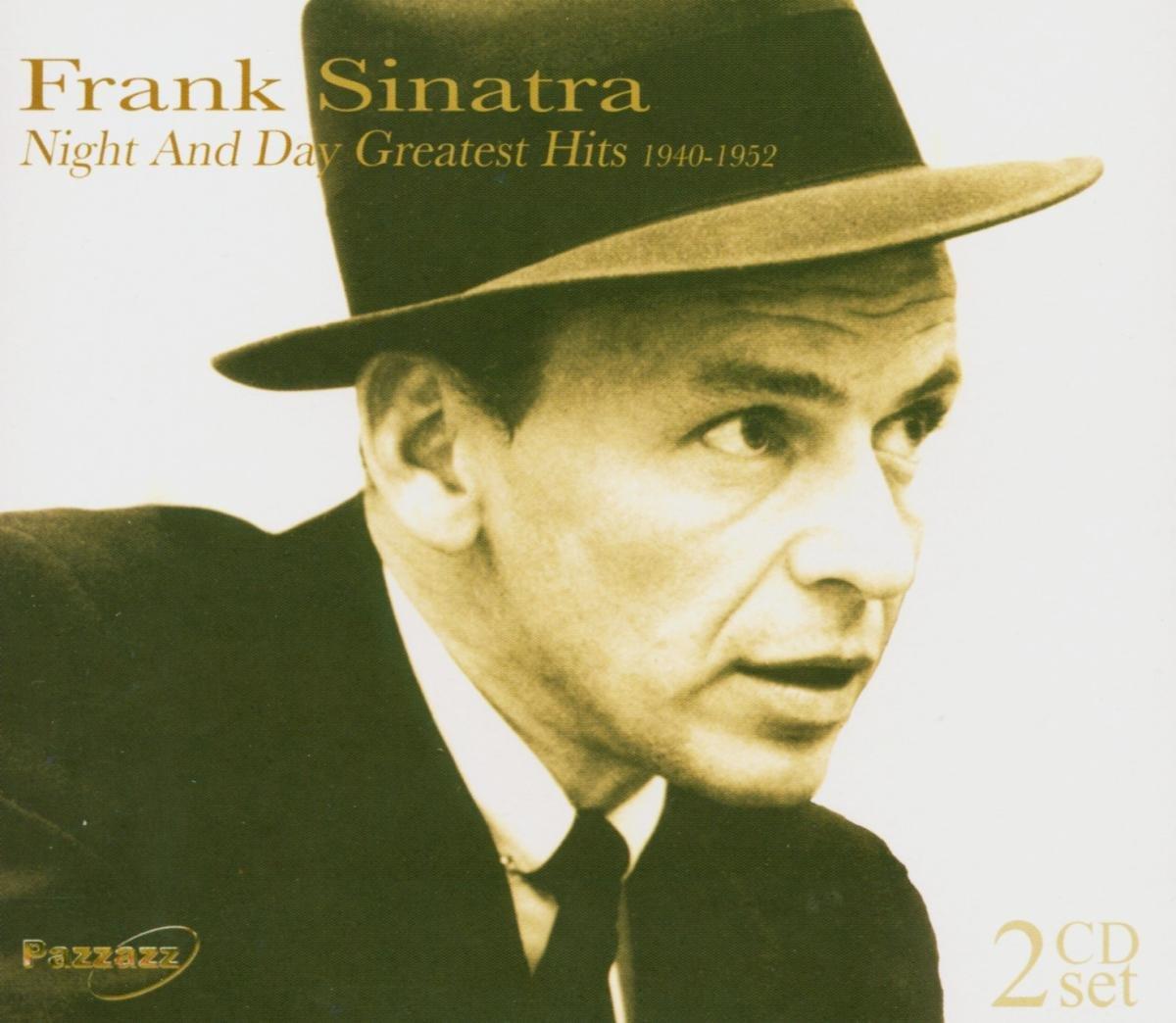 3394f5977108 Frank Sinatra - Night And Day Greatest Hits 1940-1952 - Amazon.com Music