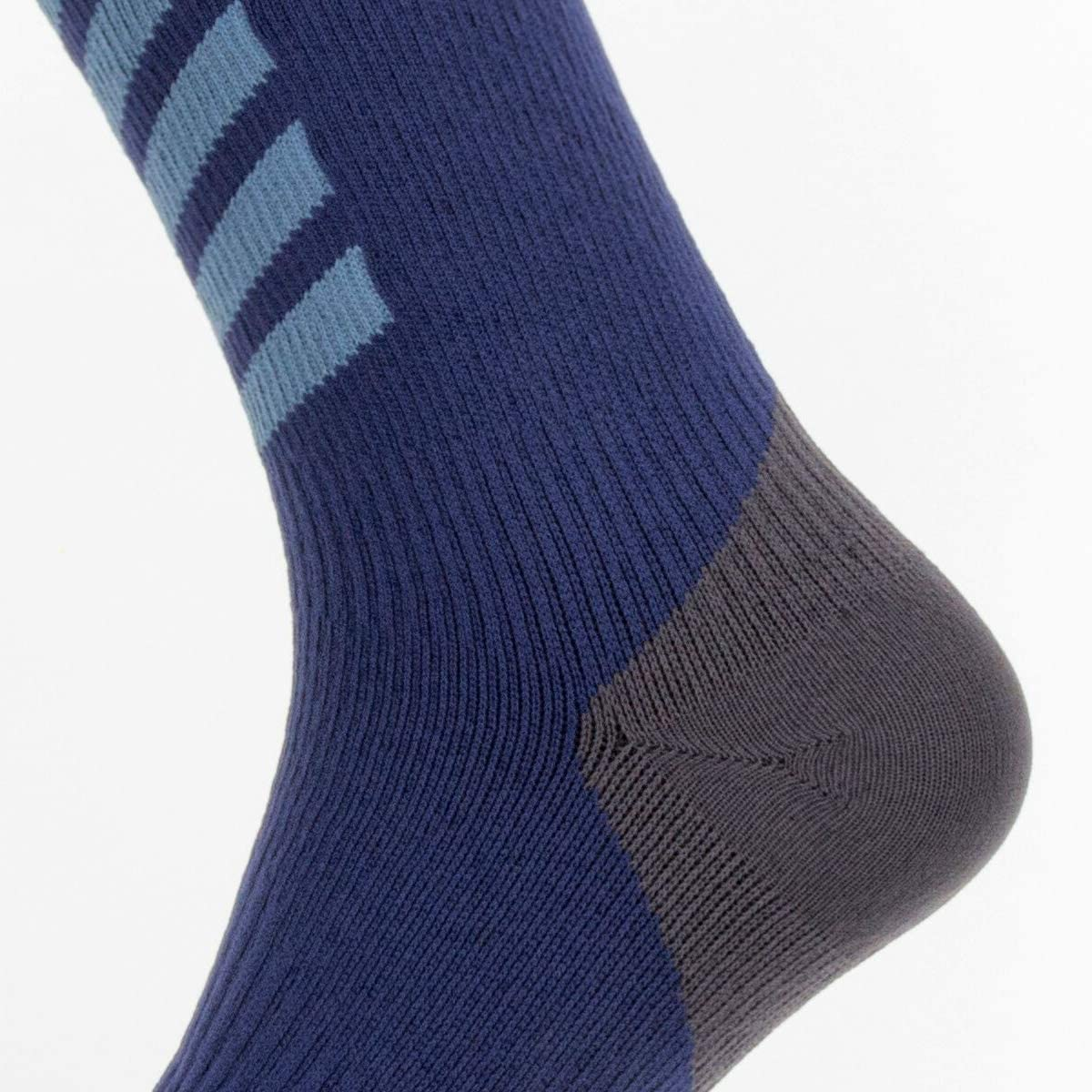 Seal Skinz Mid Length Sock with Hydrostop Calcetines Unisex Adulto