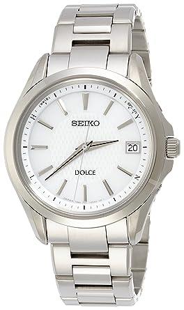 846d132517b0 [ドルチェ]DOLCE 腕時計 ソーラー電波修正 サファイアガラス スーパークリア コーティング 日常生活用