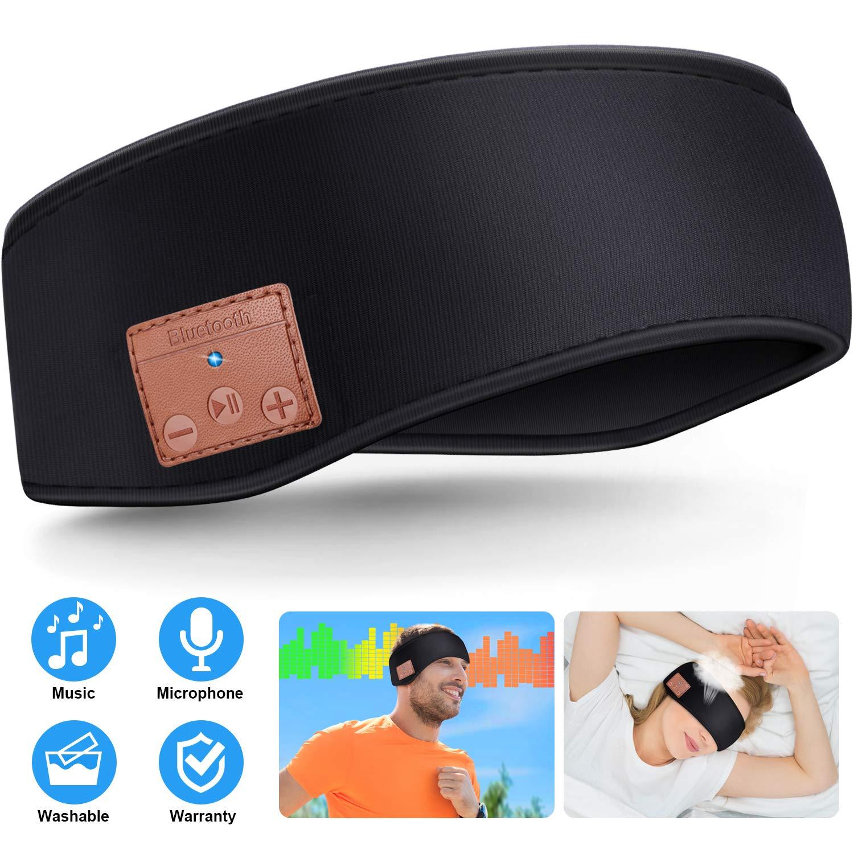 Auriculares Sleep Bluetooth Headband Inalambrico Bluetooth 5.0 Headset Unisex Sports Headband Music Sweatband Para Worko