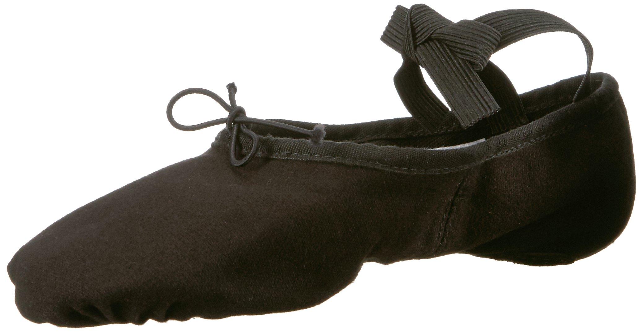 Bloch Dance Men's Pump Dance Shoe, Black, 4.5 D US