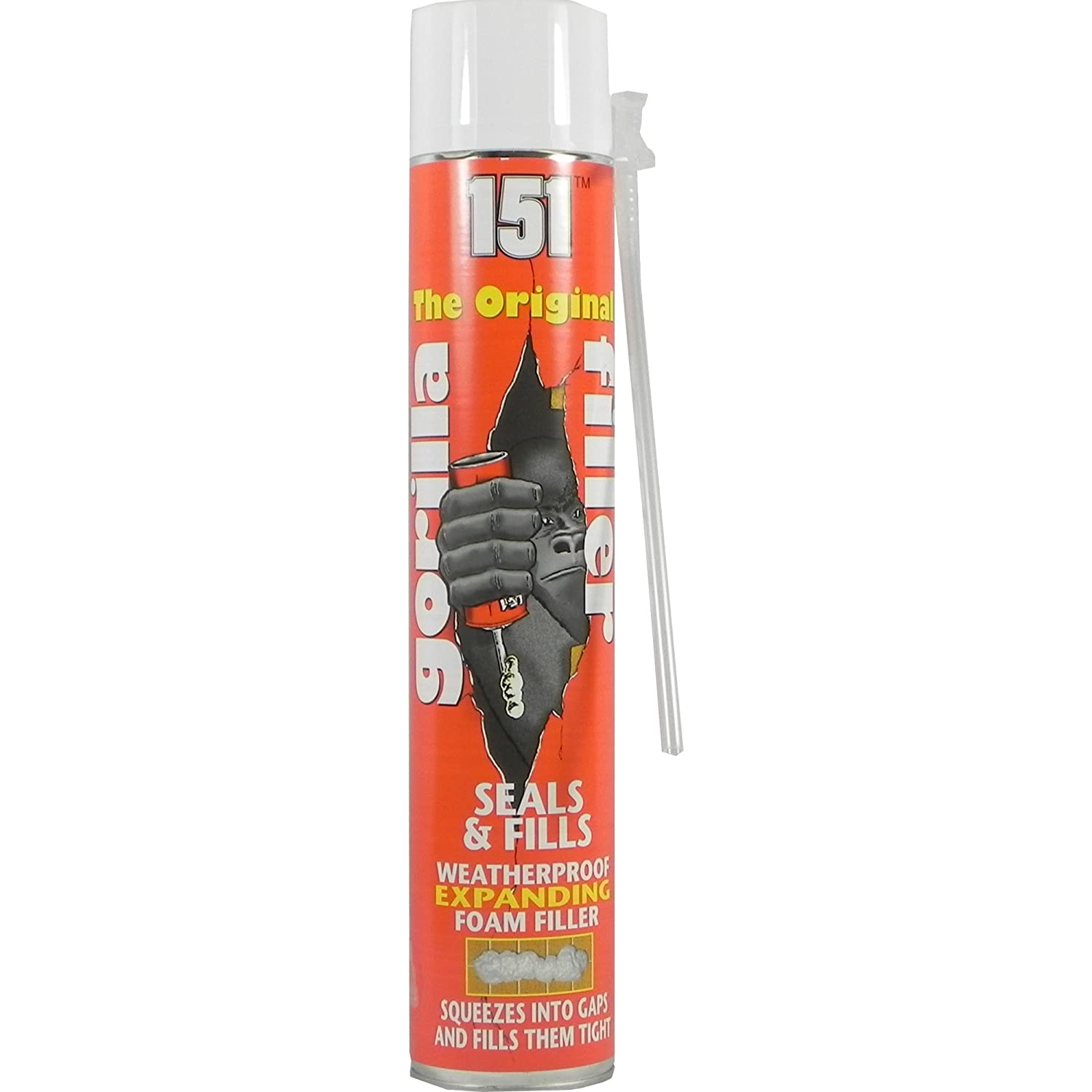 Gorilla Filler 750ml 151 Products
