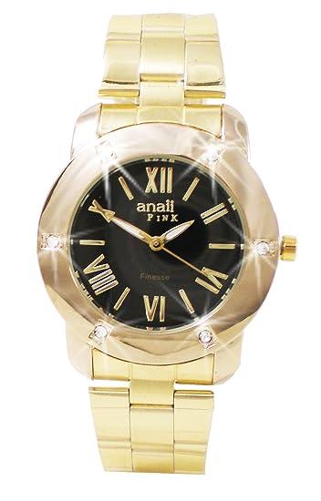 AP London AP678 AP678 Finesse gold - Reloj para mujeres