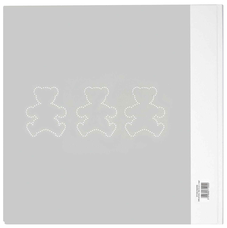 Ceanothe-271225-Timotee-Album-foto-tradizionale-con-60-pagine-Carta-Grigio-30-x