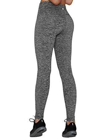 b723ff126a1dca Image Unavailable. Image not available for. Color: YOGARURU Women's Tummy  Control Sports Running Yoga Workout Leggings Pants ...
