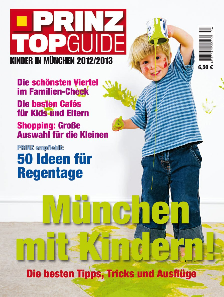 Prinz Top Guide Kinder München 2012/2013