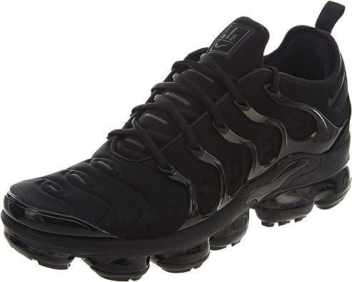 Nike Men's Air Vapormax Plus, Black