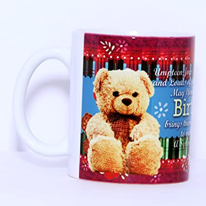 Buy Birthday Mug Gifts Friends Dad Every Wife Jiju Online At Low Prices In India