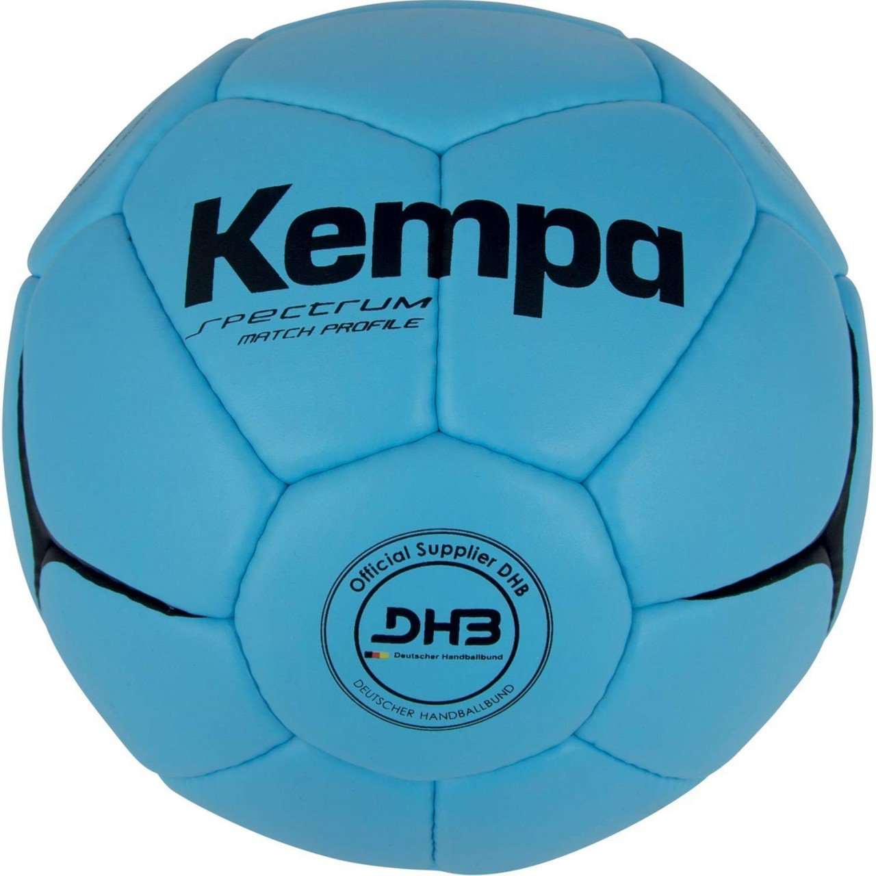 Kempa Ball Spectrum Training Black & Sky - Pelota de Balonmano ...