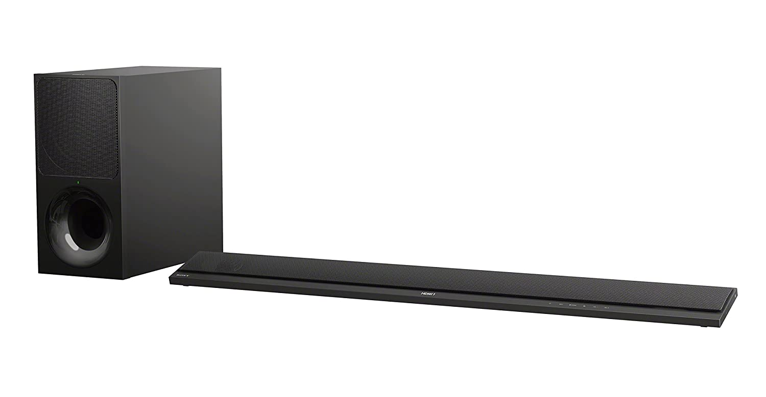 Sony HT-CT800 350W Soundbar with Music Streaming Services, Multi-room, 4K  HDR pass-through