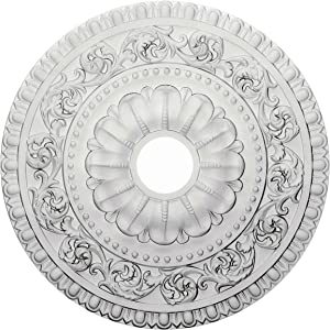 Ekena Millwork CM23VA Vaduz Ceiling Medallion, 23 1/2