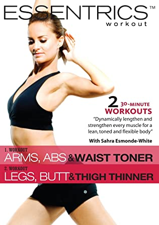 Essentrics Workout Arms Abs Waist Toner Legs Butt Thigh Thinner