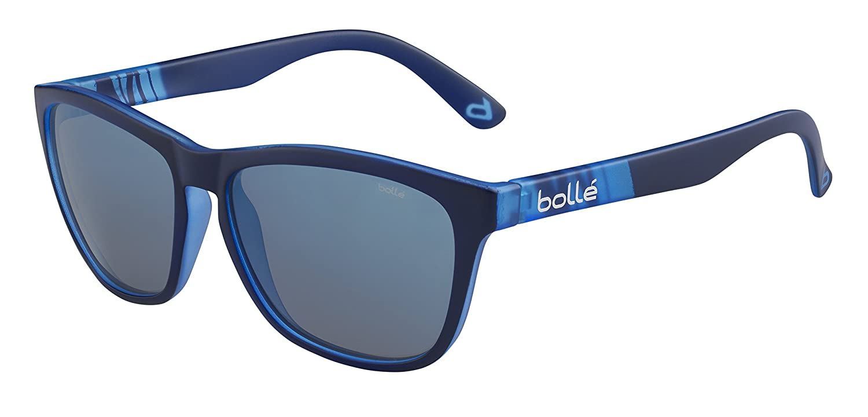 Bollé (CEBF5) 473 Gafas, Unisex Adulto, Azul (Matte/Clear), M: Amazon.es: Deportes y aire libre