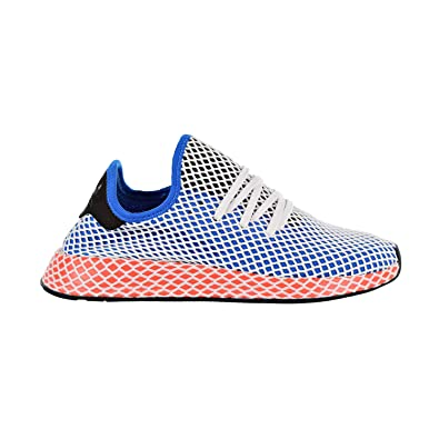 a03b836fabcb adidas Deerupt Runner Mens Shoes Blue Bird Blue Bird EQT Yellow ac8704 (8