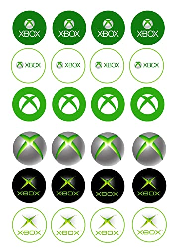 "Xbox One Icing Cake Topper 10"" Wide Console 5"" Wide"