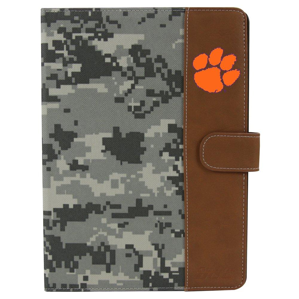 Guard Dog Clemson Tigers Camo Folio Case for iPad Air