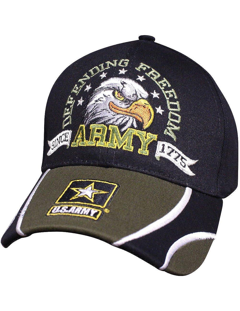 Capsmith inc military branch emblem embroidered cotton adult baseball cap  us army clothing jpg 1001x1296 Capsmith e3438599c6f8