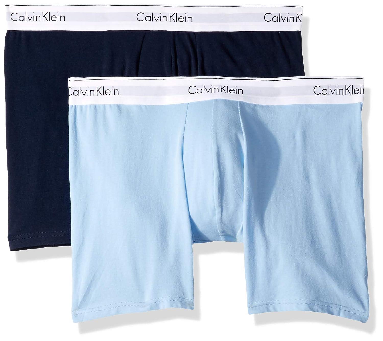 cdb79466eeb0 Calvin Klein Men's Underwear Modern Cotton Stretch Boxer Briefs at Amazon  Men's Clothing store: