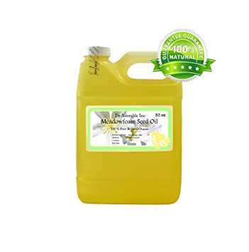 Amazon.com: Meadowfoam Seed Oil orgánicos 32 oz/1 Quart: Beauty