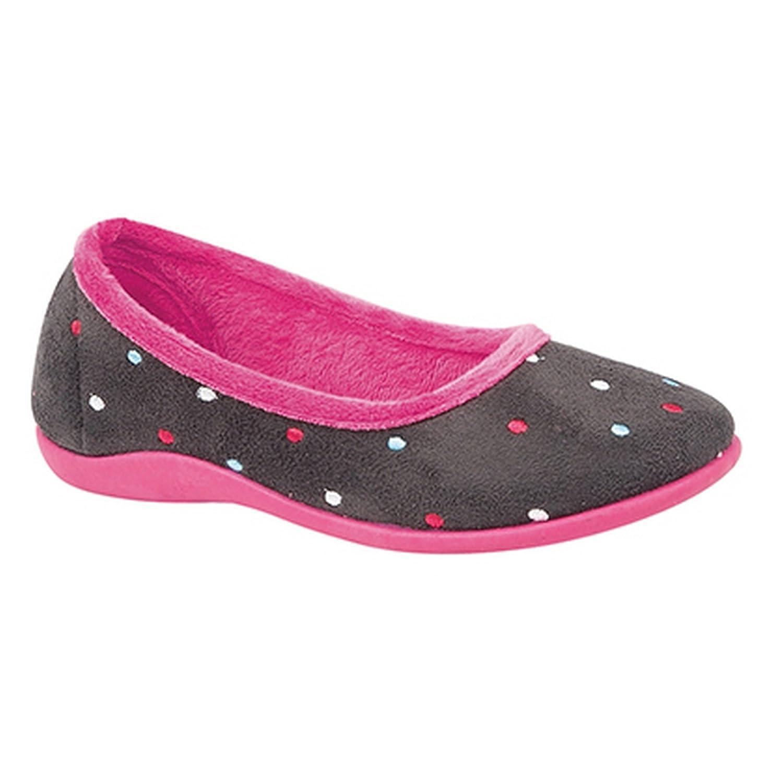 Sleepers - Isla - Pantofole a pois tipo ballerina - Donna: Amazon.it:  Scarpe e borse