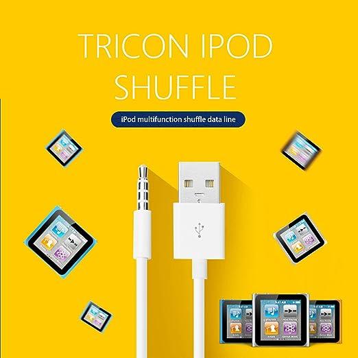 Amazon.com: iPod shuffle USB cargador – iPod shuffle de ...