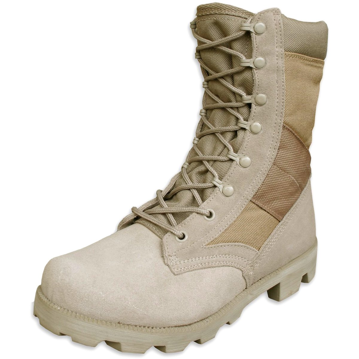 Mil-Tec US Speed Lace Combat Boots Desert size 10 US / 9 UK