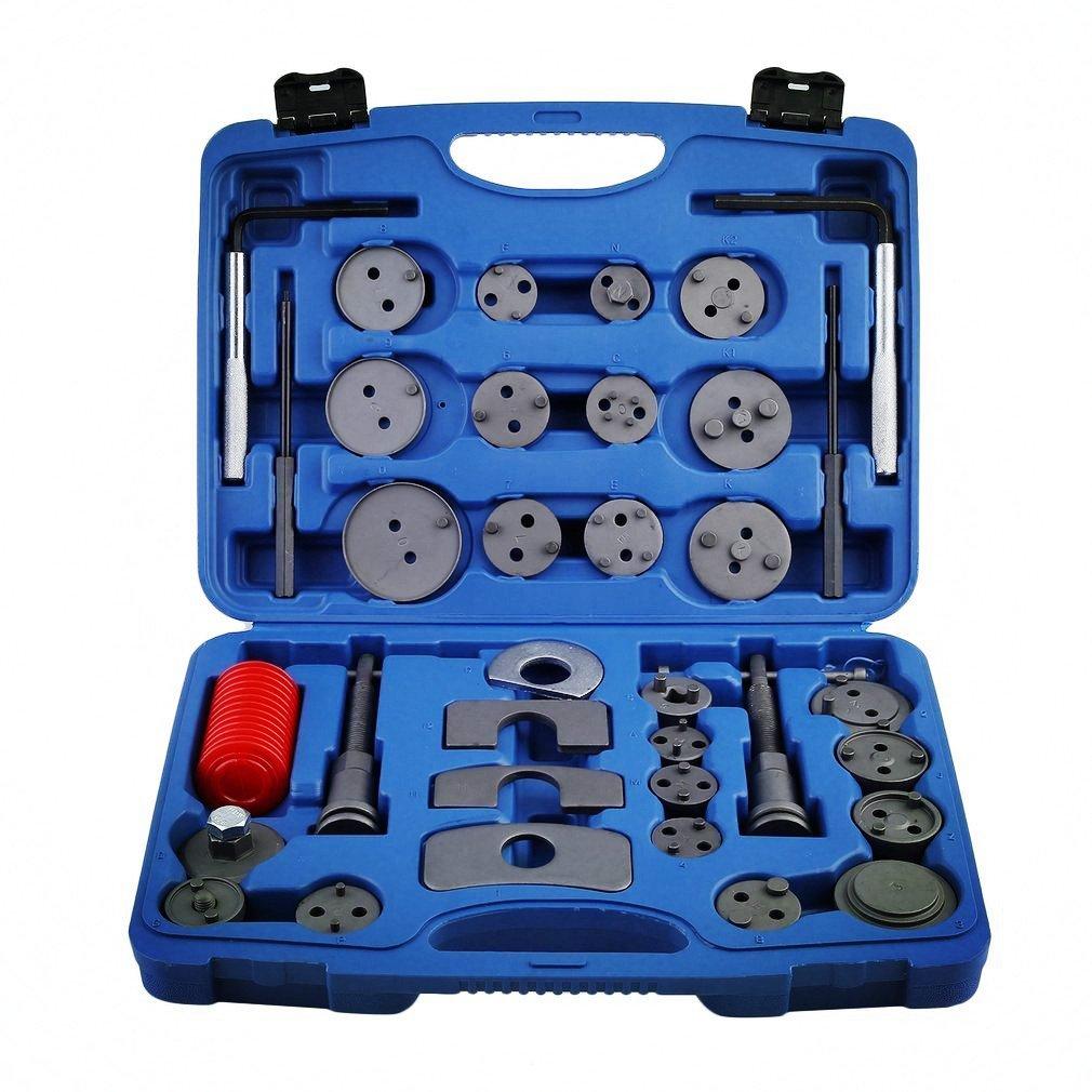 Brake Piston Extractor Repousse-piston d'é trier Joints Set piston Assiettes 35 piè ces KinshopS
