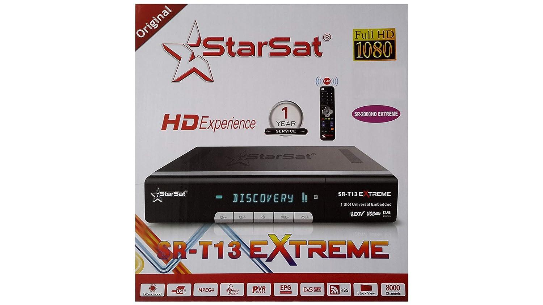 StarSat SR 2000 HD Hyper Digital Satellite: Amazon co uk