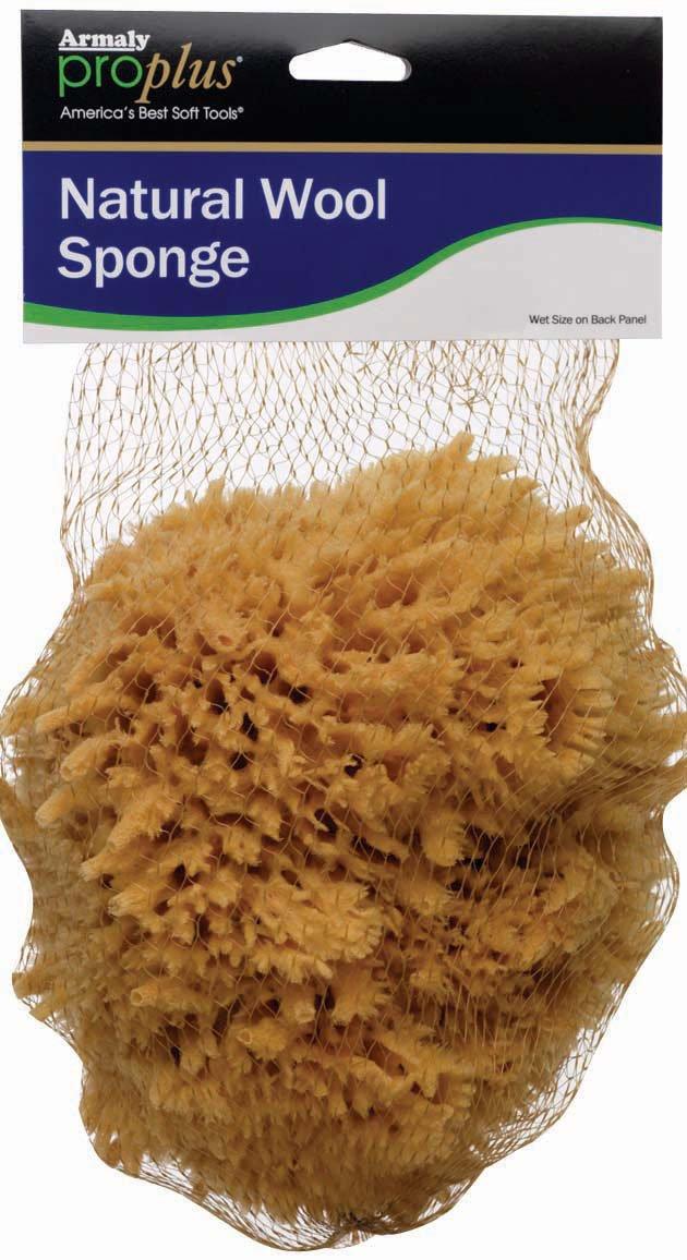 ProPlus 6-Inch Wool Sponge